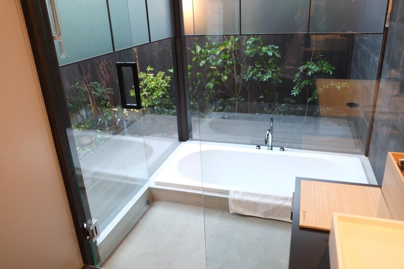 After: 宿ルKYOTO縁側ノ宿(西) 1階 バスルーム
