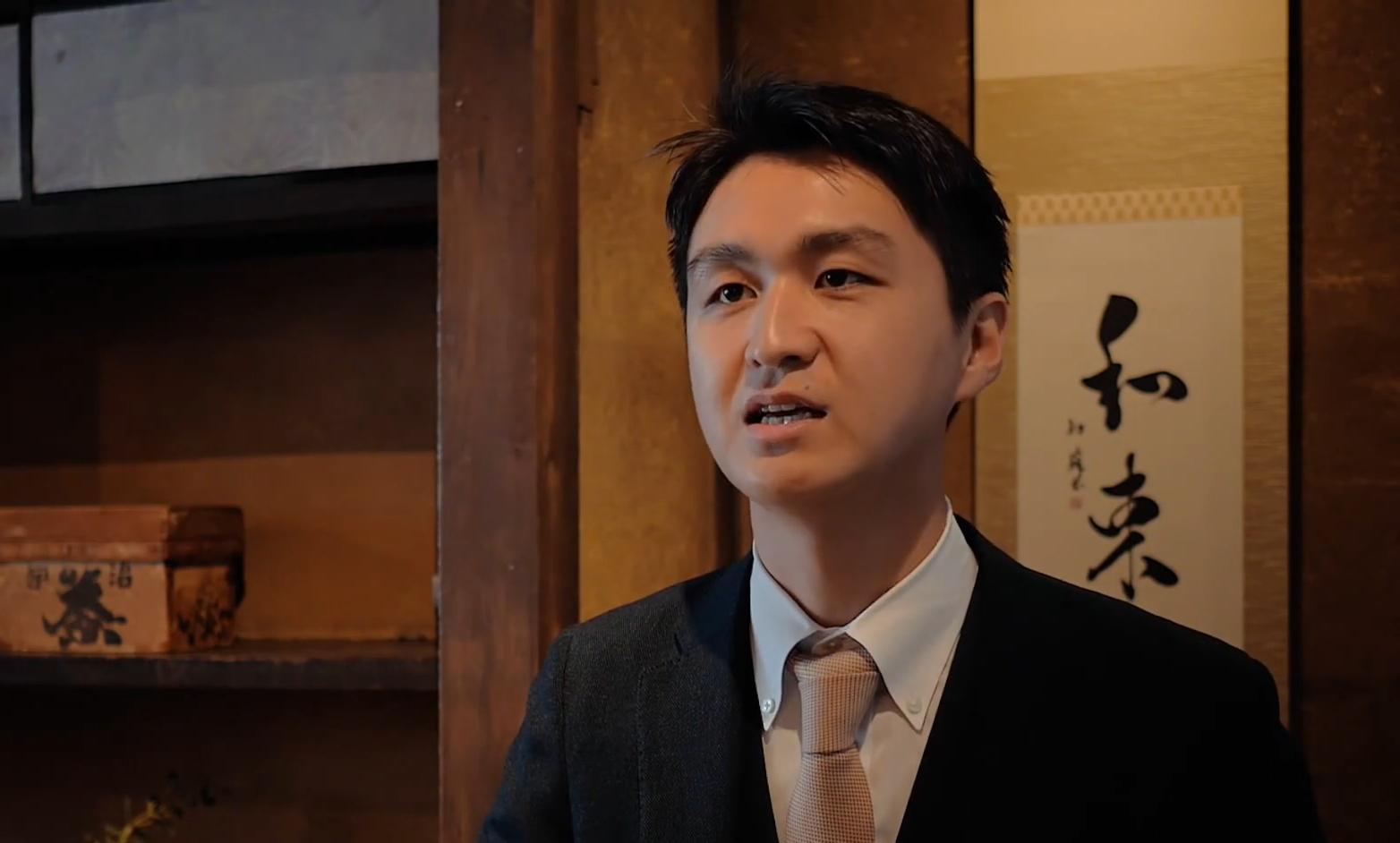 株式会社Nazuna代表取締役 大門真悟氏