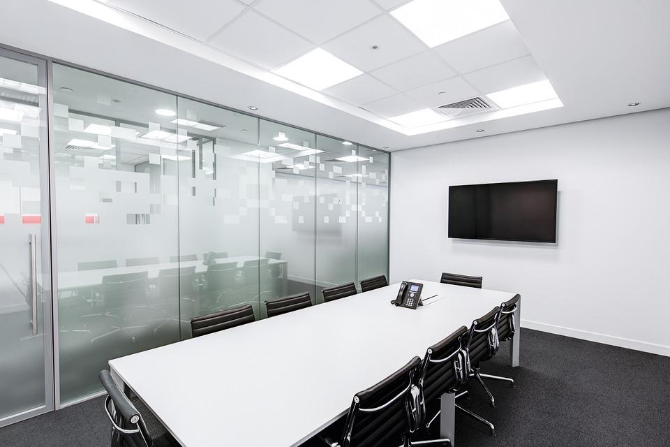 社内の会議室を収益化した事例写真