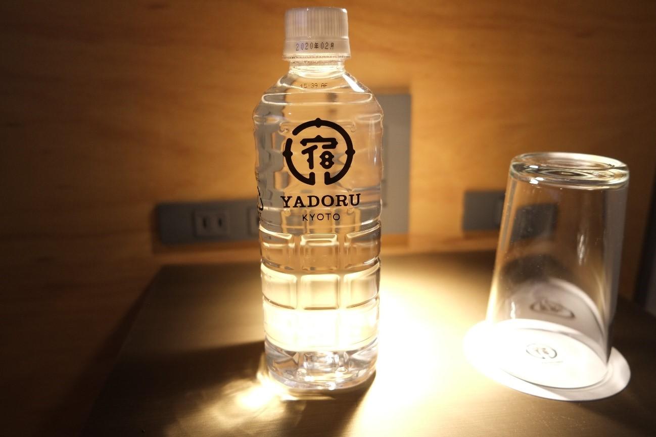 YADORUの水